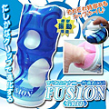 《 日本Fusion衝擊野戰杯+活塞跳蛋 》打破自慰杯自古以來未能享受震動功能的障礙