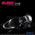 GLASS-玻璃之戀-玻璃水晶後庭冰火棒(Anus 5)