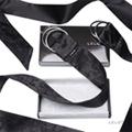 瑞典 LELO 絲綢系列 BOA PLEASURE TIES 絲綢情趣領帶 (黑)