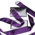 瑞典 LELO 絲綢系列 BOA PLEASURE TIES 絲綢情趣領帶 (紫)