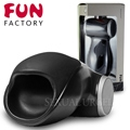 德國FUN FACTORY-眼鏡蛇柯波拉─男性電動自愛器-黑(附贈CNC充電器)