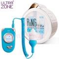 美國Ultrazone-Ring Me 情慾熱線 5段變頻跳蛋-藍