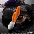 瑞典LELO-INA 2 伊娜二代多功能雙震動按摩棒-橘