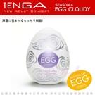 日本TENGA-EGG-010 CLOUDY自慰蛋(飛雲型)