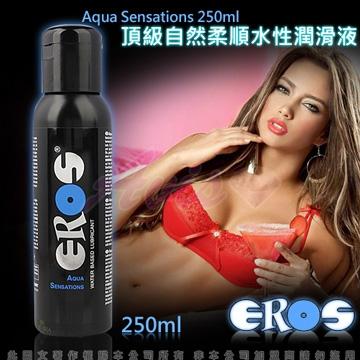 德國Eros-頂級自然柔順水性潤滑液250ml