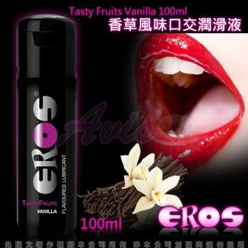德國Eros-陶醉型香草風味水溶性口交潤滑液100ml