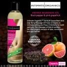 加拿大INTIMATE-AWAKE薰香按摩油-黑胡椒 & 葡萄柚(120ml)
