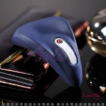 德國Nomi Tang-濃情巧克力陰蒂振動器-深藍