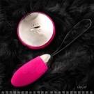 瑞典LELO-Lyla萊娜 2代 設計版 遙控情趣跳蛋-櫻桃紅