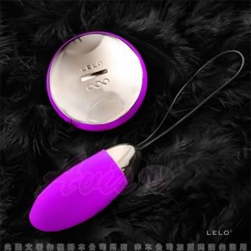 瑞典LELO-Lyla萊娜 2代 設計版 遙控情趣跳蛋-迷惑紫