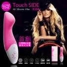 美國Ultrazone-U-Touch Side 光學觸控按鍵 磁吸式充電 6段變頻防水G點挑逗棒-粉
