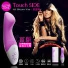 美國Ultrazone-U-Touch Side 光學觸控按鍵 磁吸式充電 6段變頻防水G點挑逗棒-紫