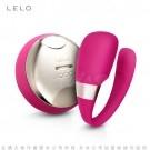 瑞典LELO-Tiani蒂阿妮 3代 遙控情侶共震按摩器-櫻桃紅