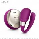 瑞典LELO-Tiani蒂阿妮 3代 遙控情侶共震按摩器-迷惑紫