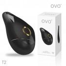 德國OVO-T2 小水滴 5段變頻 精品 震動按摩器-黑色