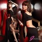 【Gaoria】惹火女郎-修身露背 長裙 夜店裝 連衣性感情趣睡衣