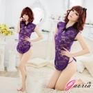 【Gaoria】民國小女人-複古旗袍蕾絲透明性感情趣睡衣