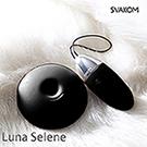 美國SVAKOM Luna Selene 露娜瑟麗林 智能模式 交互震動 6段變頻 無線遙控跳蛋 經典黑