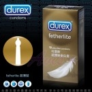 Durex杜蕾斯-超薄型 保險套(12入裝)