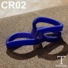 香港Toynary CR02 Blue 特樂爾 猛男吊環-藍(2入)