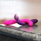 香港Toynary DN02 Purple G點前列腺刺激 按摩棒-紫
