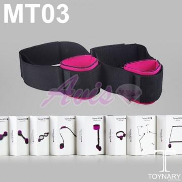 香港Toynary MT03 Thigh cuffs  特樂爾 手腳固定 定位帶
