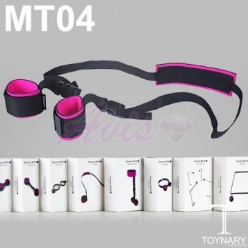 香港Toynary MT04 V Style 特樂爾 SM V型固定銬