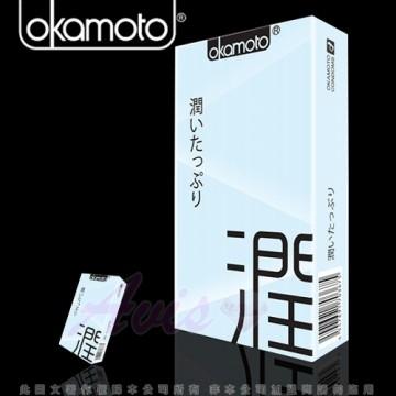 Okamoto岡本-City Ultra Smooth極潤型 保險套(10入裝)
