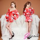 【Gaoria】情慾花魁 和服角色扮演情趣睡衣