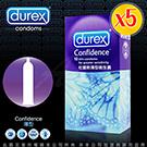 Durex杜雷斯 薄型保險套 (12入X5盒)