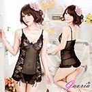 【Gaoria】擄獲芳心 透明情趣睡裙睡衣