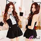 【Gaoria】蘿莉小貓女 性感貓女 角色扮演 制服 情趣角色服
