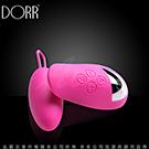 美國DORR SPOT 斯帕 5段變頻 遙控器與跳蛋雙震動 無線遙控跳蛋 玫紅
