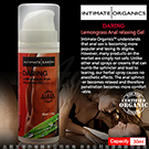 加拿大INTIMATE-Daring Lemongrass Anal Relaxing Gel 男性後庭凝膠 30ml