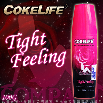 COKELIFE Tight feeling 女性情趣提升水性潤滑液 100g