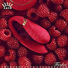 法國ZALO 凡爾賽系列 Fanfan 情侶雙人共享按摩器 獨立版 金屬表面24k金 緋紅