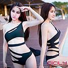 虐戀精品CICILY 死庫水h 泳衣泳裝cos死庫水cosplay動漫服裝女漫二次元