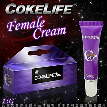COKELIFE Female Cream 女用情趣提升軟膏 15g