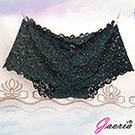 【Gaoria】想入非非 一片式 蕾絲款 冰絲無痕內褲 黑