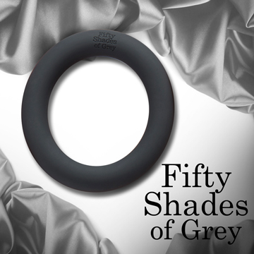Fifty Shades Of Grey 格雷的五十道陰影 愛之環 硅膠鎖精環