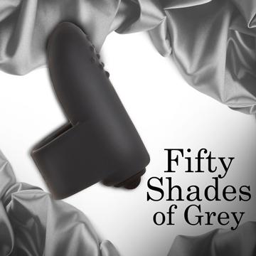 Fifty Shades Of Grey 格雷的五十道陰影 單速震動矽膠指環