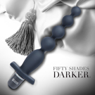 Fifty Shades Darker 格雷的五十道陰影2-束縛 串珠造型後庭震動器 FS-63947