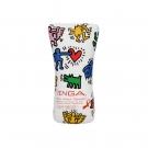 日本TENGA x 美國Keith Haring 柔情吸吮軟膠杯 Soft Tube Cup Special Edition KHC-102