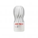 日本TENGA AIR-TECH TENGA首款重複使用 空氣飛機杯 白色柔情型