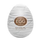 日本TENGA-EGG-018 SILKY II自慰蛋(濃厚織紋)