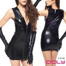CICILY 漆皮調情 夜店表演 SM女王服裝  不含手套