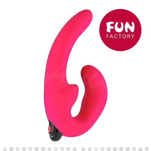 德國Fun Factory-ShareVibe 雪兒 情侶雙頭震動按摩棒(充電式)-粉