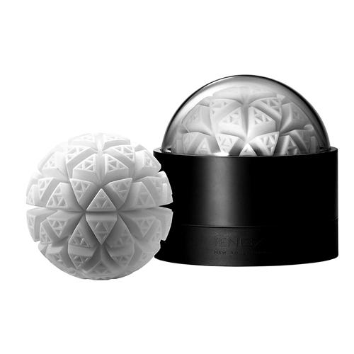 日本TENGA GEO 肉厚濃密感 探索球 GLACIER/冰河球 GEO-003