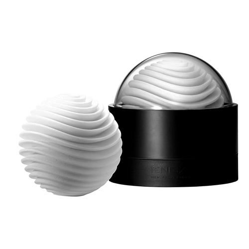 日本TENGA GEO 肉厚濃密感 探索球 AQUA/水紋球 GEO-001