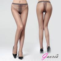 【Gaoria】無痕T字絲襪-咖
